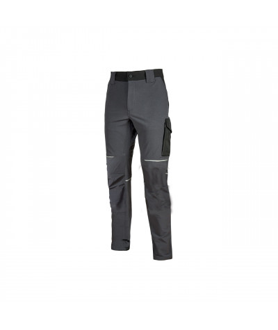 Pantalone lungo U-Power World Asphalt Grey