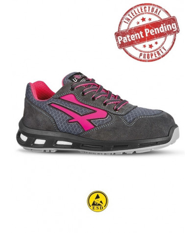 Scarpe antinfortunistiche donna U-Power VEROK - S1P SRC ESD