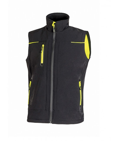Gilet Universe in Soft Shell U-Power