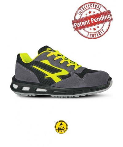 Scarpe antinfortunistiche U-Power YELLOW - S1P SRC ESD