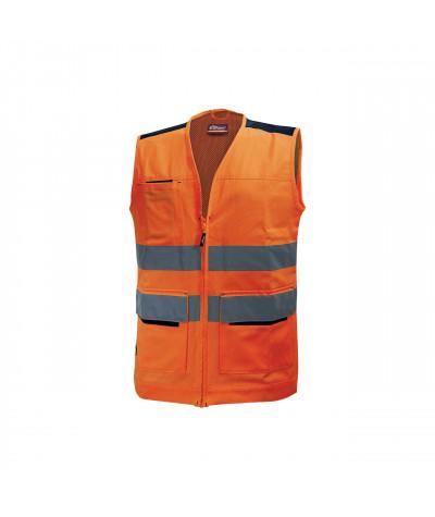 Gilet U-Power Smart Orange Fluo