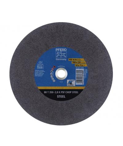 Dischi da taglio linea psf chop steel diametro 350