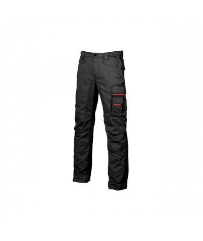 Pantalone lungo U-Power Smile Black Carbon