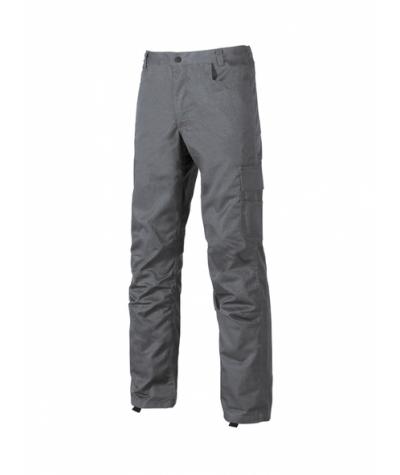Pantaloni da lavoro con vita elasticizzata U-Power BRAVO