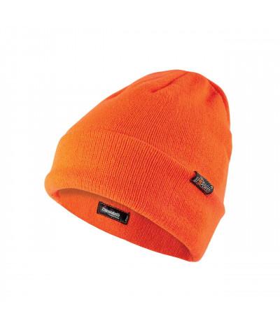 Berretto invernale U-Power One - Colore Orange Fluo