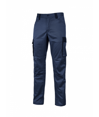Pantalone cargo uomo in TC stretch U-Power CRAZY