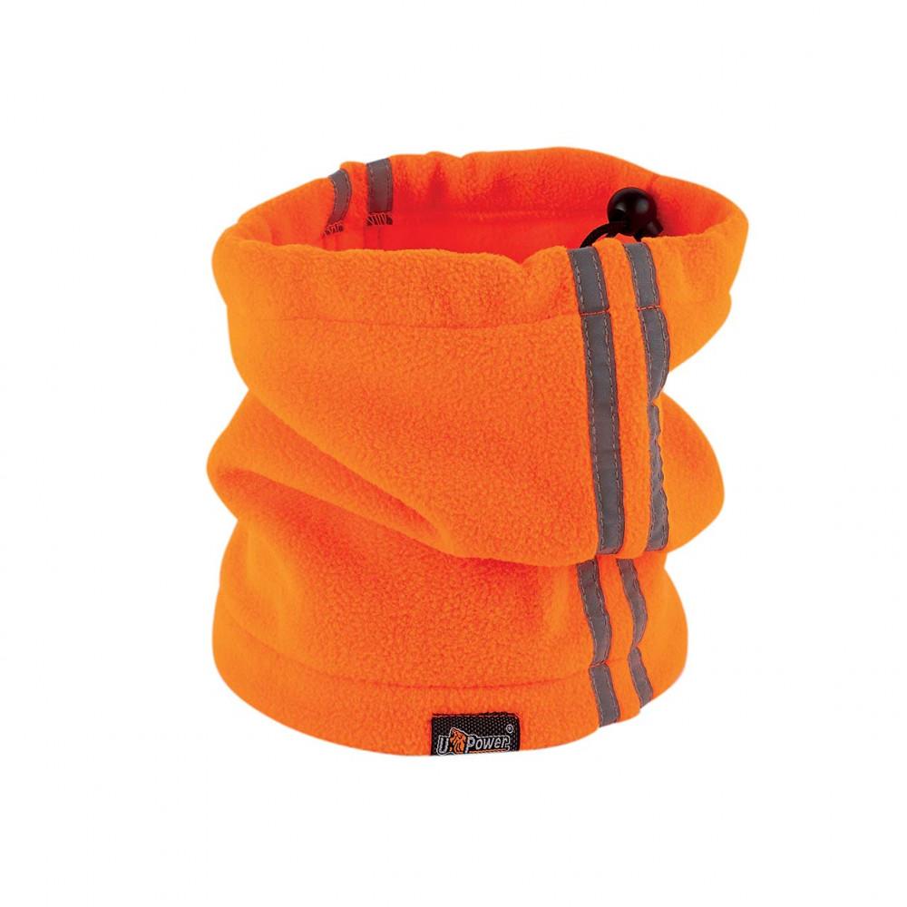 Scaldacollo U-Power Orange Fluo