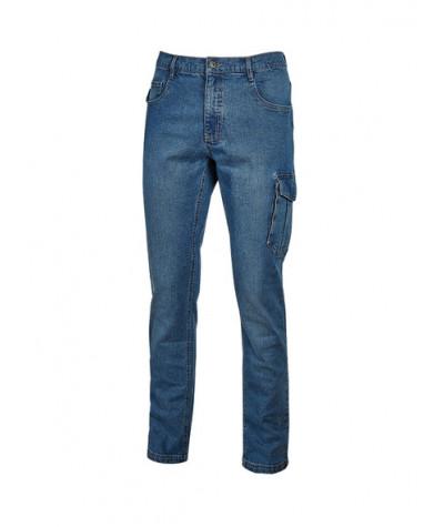 Jeans da lavoro a 5 tasche U-Power JAM
