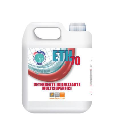 Detergente igienizzante Faren ETH70 5lt