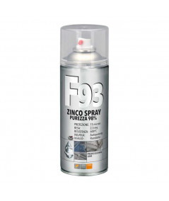 F93 ZINCO PROFESSIONALE Spray - FAREN - larosametalli.it