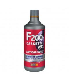 F200 PROFESSIONAL - trattamento anticalcare per cassette WC - FAREN -  larosametalli.it