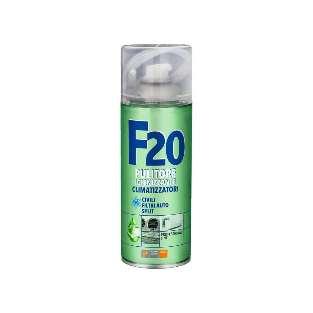 F20 PULITORE igienizzante per climatizzatori - FAREN - larosametalli.it