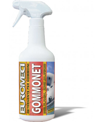 EUROMECI GOMMONET - Detergente per gommoni - Brava - pulizia barche - larosametalli.it