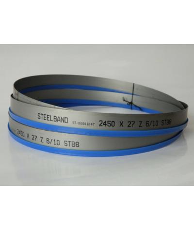 Lama a nastro bimetallica Steelband