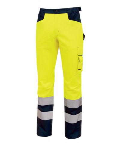 Pantalone lungo U-Power Beacon Yellow Fluo