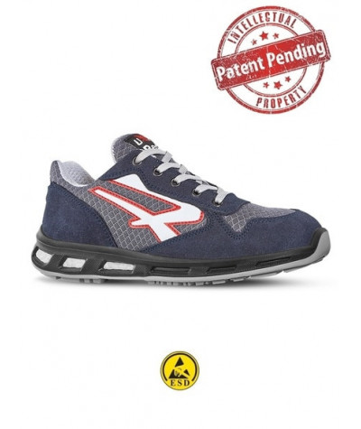 Scarpe antinfortunistiche Active U-Power - S1P SRC ESD - larosametalli.it