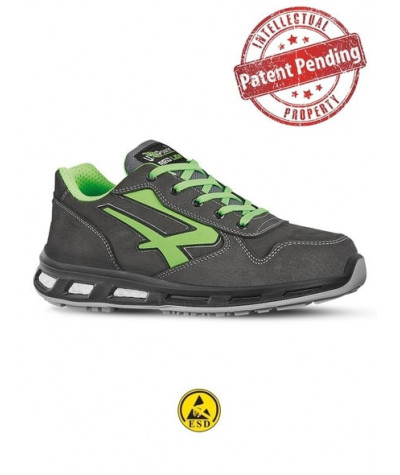 Scarpe antinfortunistiche U-Power YODA - S3 CI SRC ESD