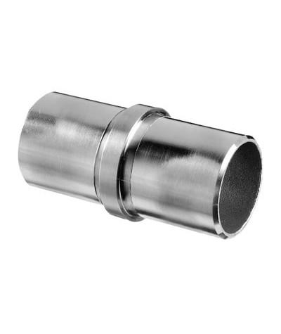 Connettore per allungare il tubo in acciaio inox Q-Railing Mod 0790 - La Rosa Metalli