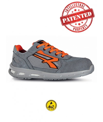 Scarpe antinfortunistiche estive ultra traspiranti U-Power ULTRA - S1P SRC ESD