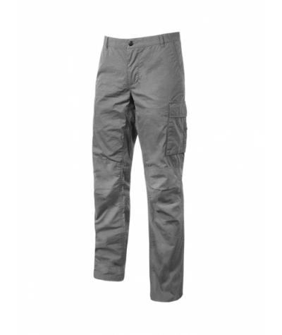 Pantaloni da lavoro in cotone elasticizzato U-Power BALTIC