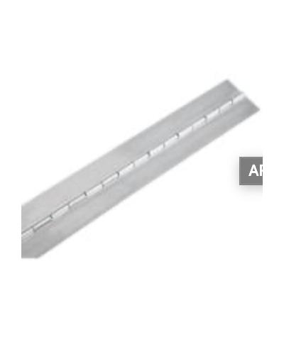 CERNIERE INOX 304 METRO SF5 - 50 X 1,5