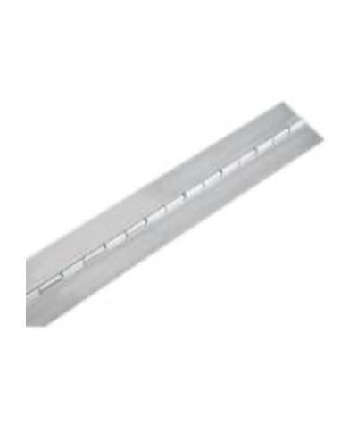 CERNIERE INOX 304 METRO SF6 - 50 X 2