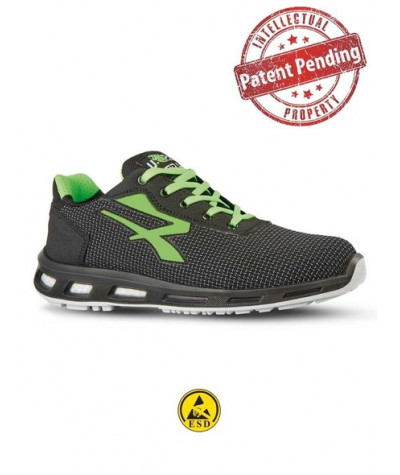 Scarpe antinfortunistiche U-Power STRONG - S3 CI SRC ESD