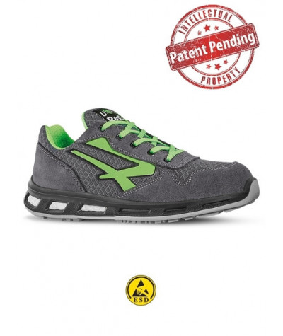 Scarpe antinfortunistiche U-Power POINT - S1P SRC ESD