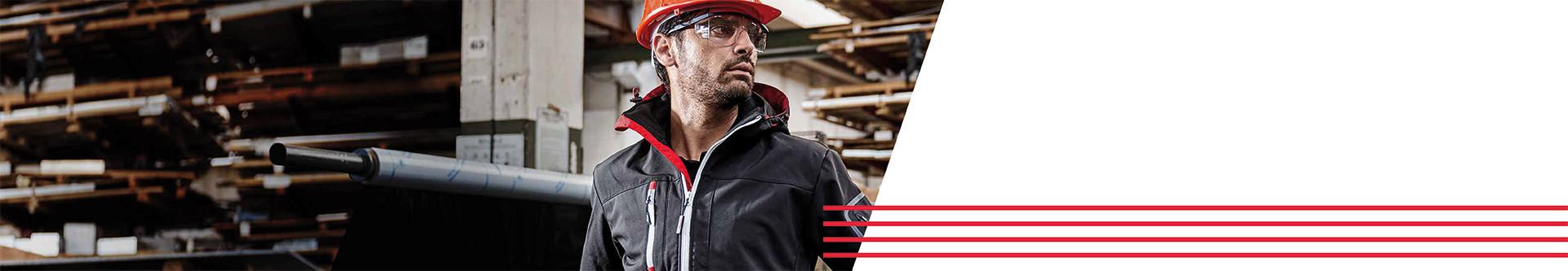 Abbigliamento da lavoro U-Power - La Rosa Metalli