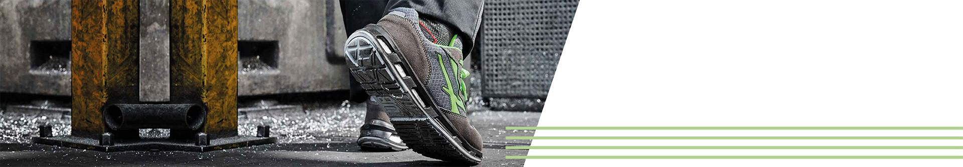 Classe di protezione delle scarpe antinfortunistiche